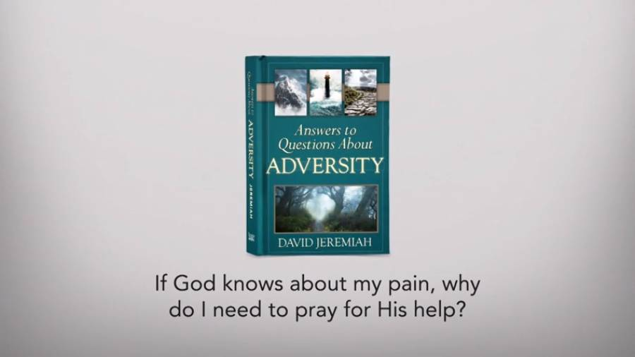 If God knows about my pain, why do I need to pray for His Help?