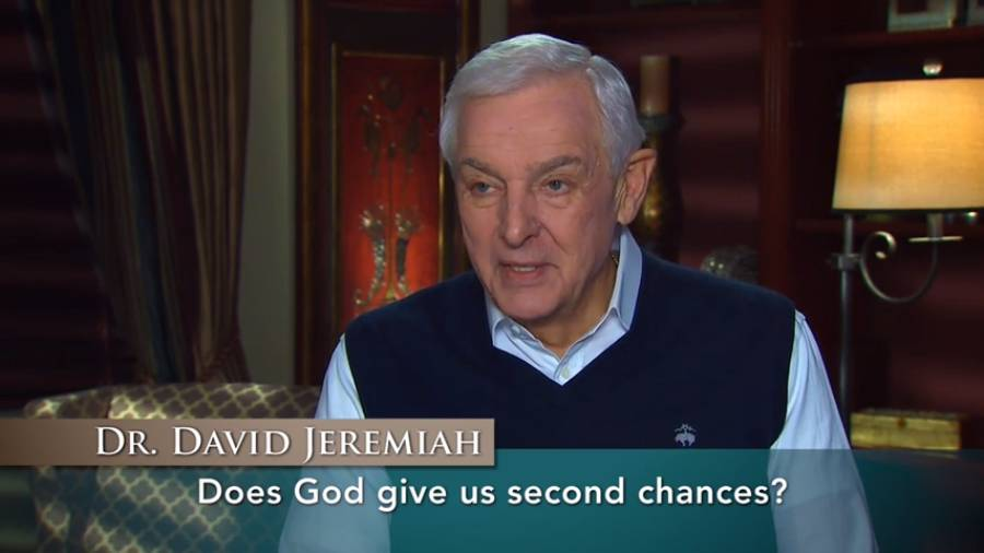 Does God give second chances?