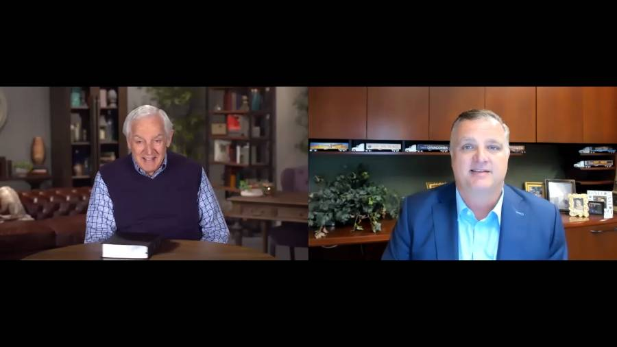 Interview with David Jeremiah