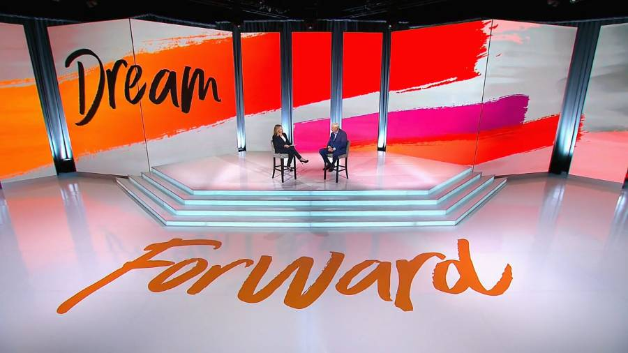Forward Interview With Dr. David Jeremiah