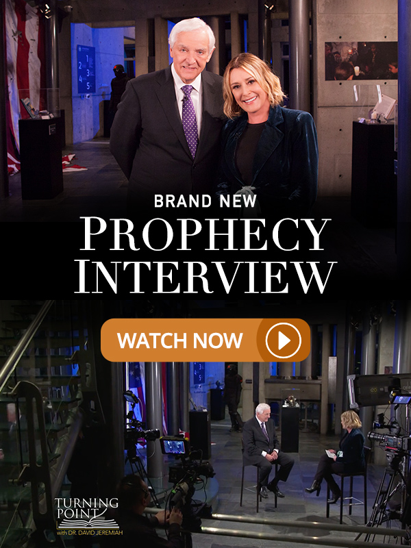 Brand New Prophecy Interview - Watch Now